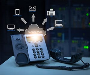 Cloud Business Voice Phone and Collaboration System PBX in Colorado